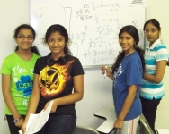 Swathi And Students